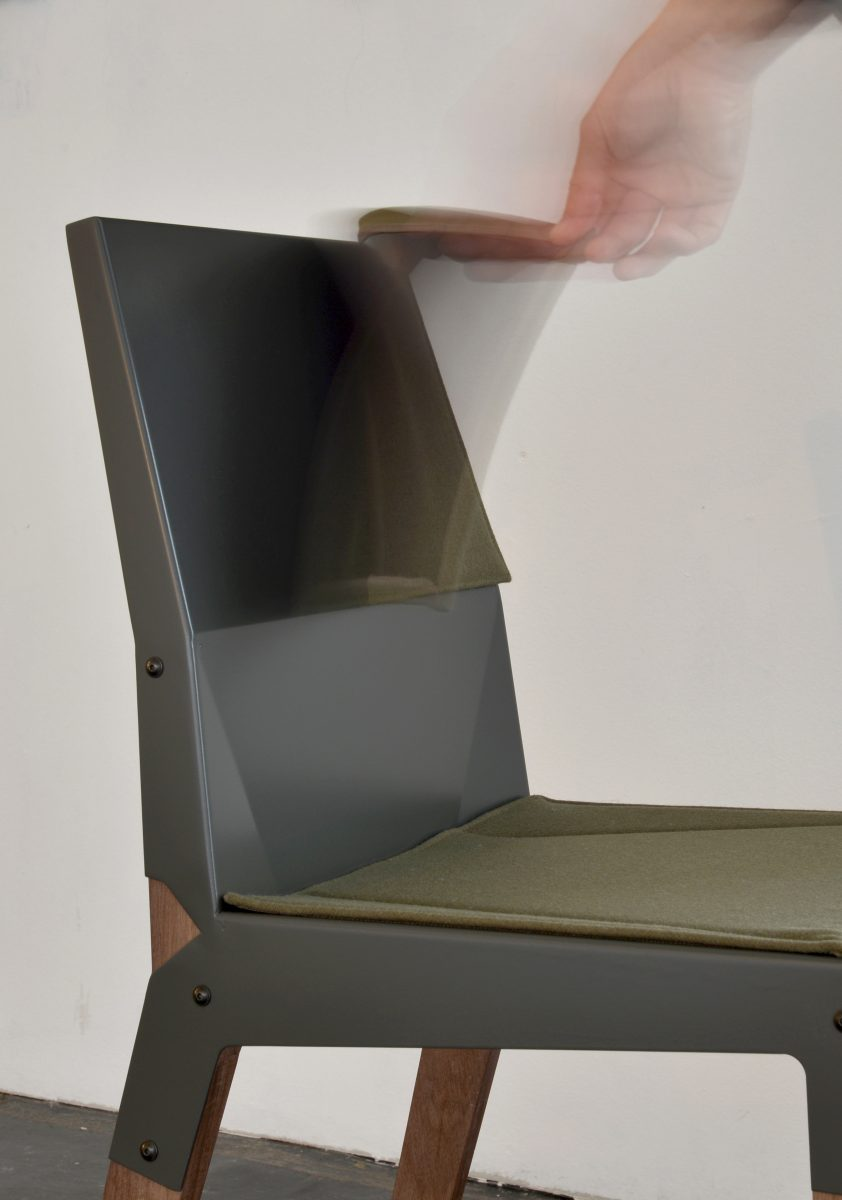Magnetic Chair Back