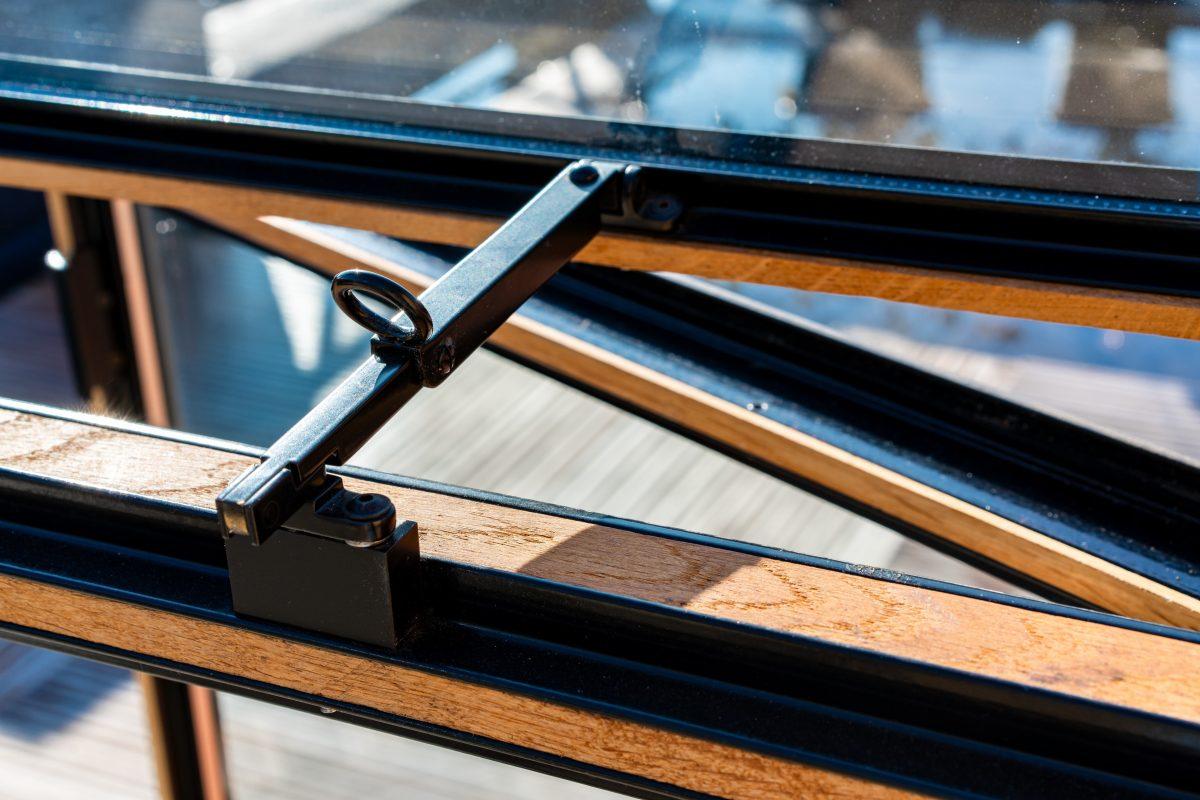 Steel Sunroom